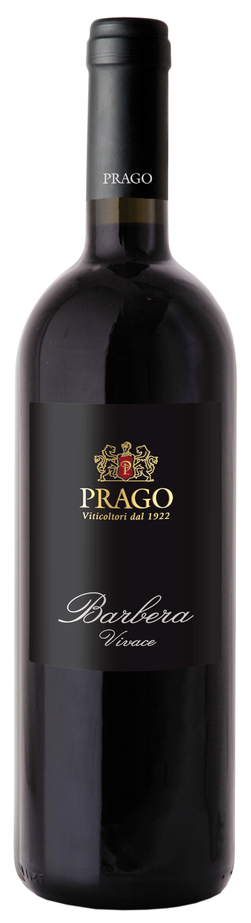 PRAGO Vini e Spumanti Oltrepò Pavese - Vini Vivaci - Barbera