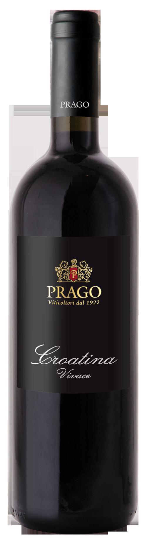 PRAGO Vini e Spumanti Oltrepò Pavese - Vini Vivaci - Croatina