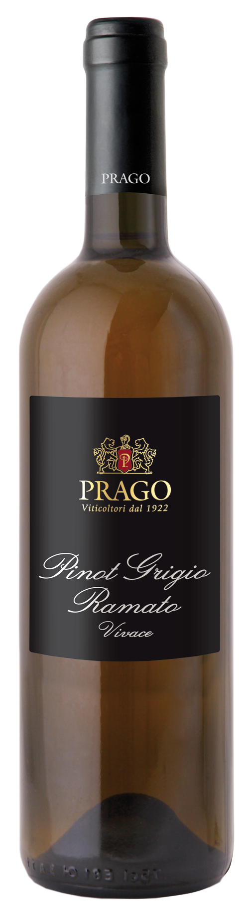 PRAGO Vini e Spumanti Oltrepò Pavese - Vini Vivaci - Pinot Grigio Ramato