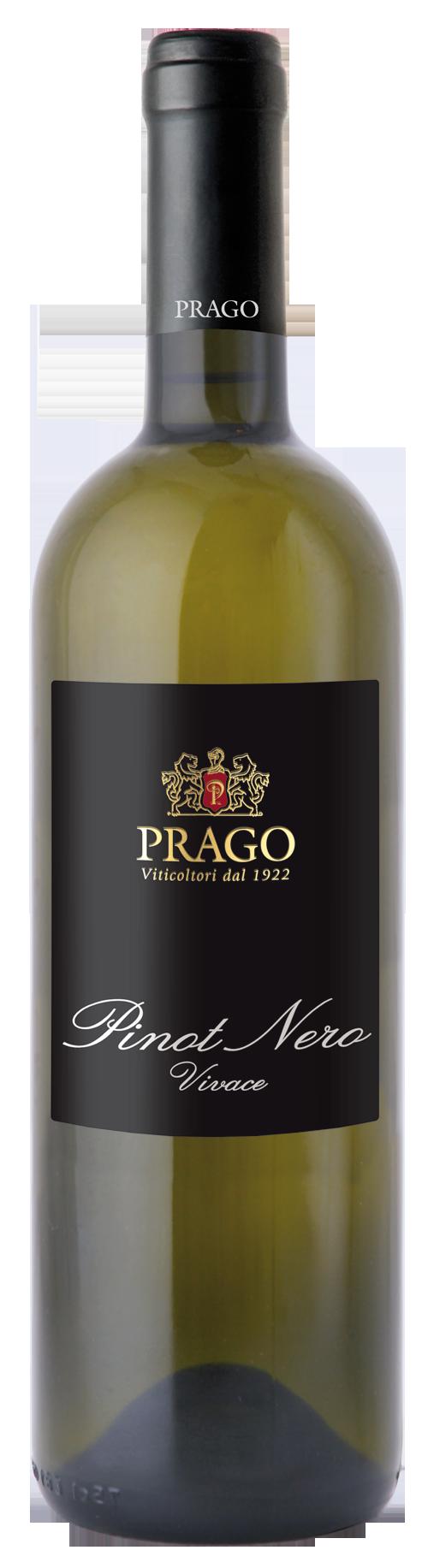 PRAGO Vini e Spumanti Oltrepò Pavese - Vini Vivaci - Pinot Nero vinificato Bianco
